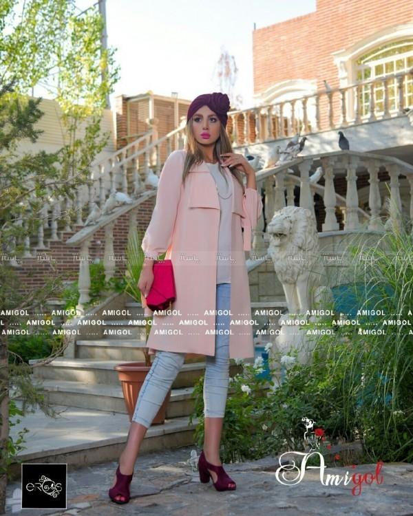 مانتو مدل پرنسا-تصویر اصلی