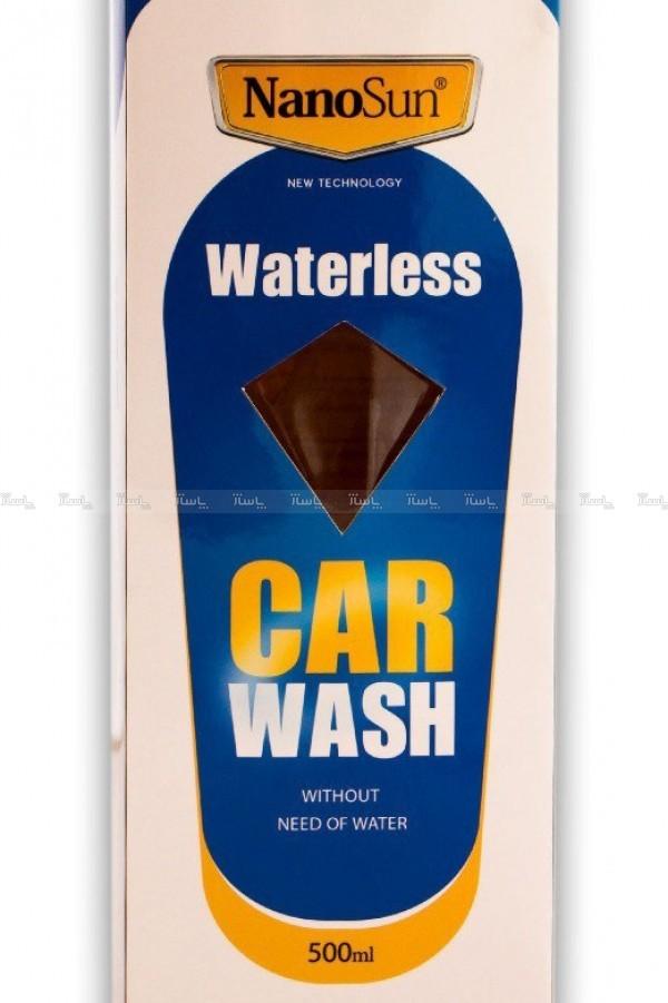 شامپو بدون آب خودرو-تصویر اصلی