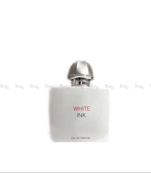 عطر مردانه فراگرانس ورلد وایت اینک-تصویر اصلی