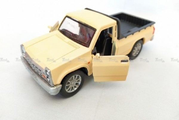 ماکت مدل عقب کشاسباب بازینیسان آبی-تصویر اصلی