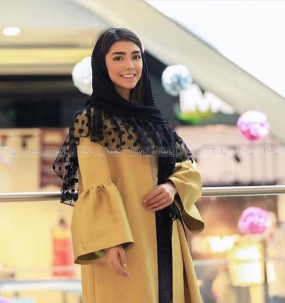 روسری پلیسه حاشیه توپک کالکشن محرم-تصویر اصلی