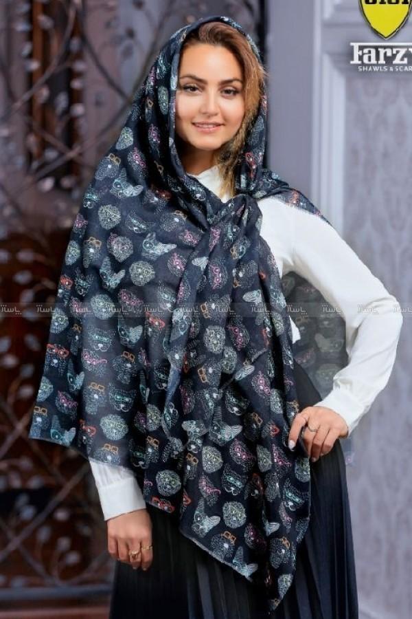 روسری نخی برند سی سی-تصویر اصلی