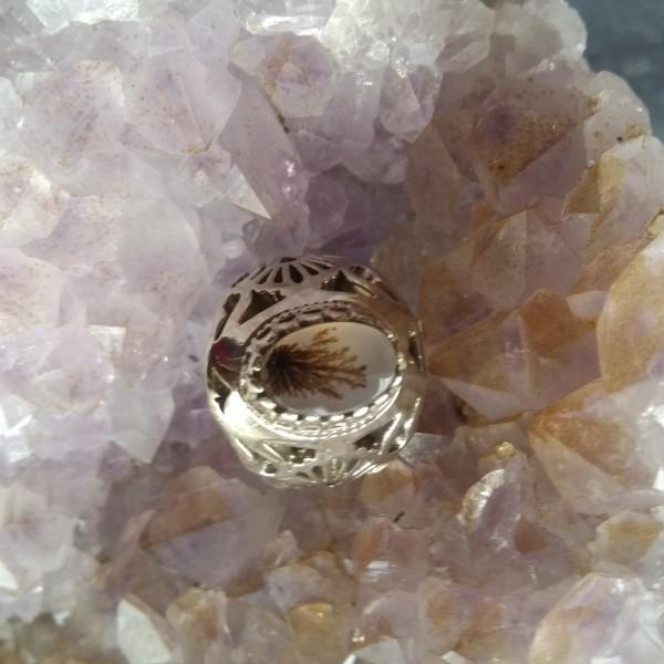 انگشتر نقره-تصویر اصلی