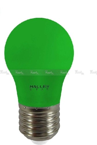 لامپ ۳وات رنگی مدل هالی استار-تصویر اصلی