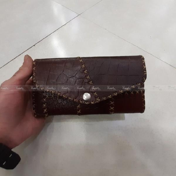 کیف پول چرم طبیعی-تصویر اصلی