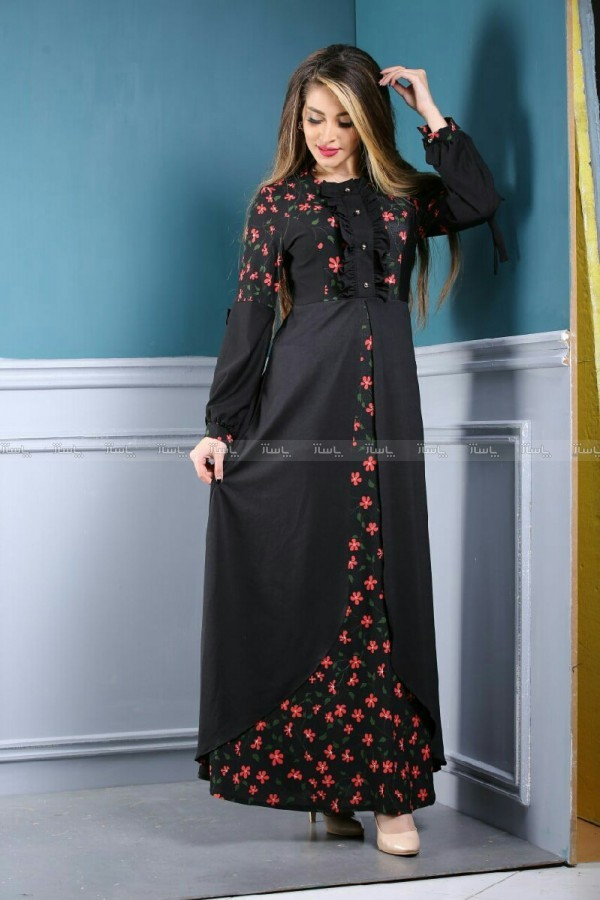 لباس بلند مجلسی-تصویر اصلی
