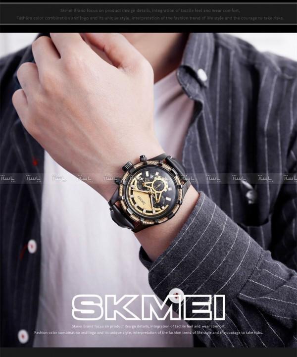 ساعت مردانه SKMEI New collection-تصویر اصلی