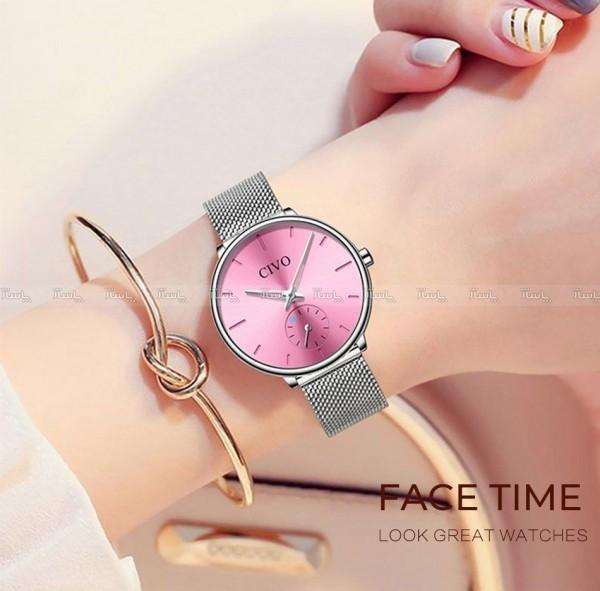ساعت زنانه CIVO New collection Model: SAMBA-تصویر اصلی