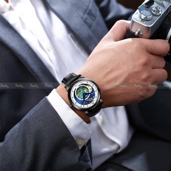 ساعت مردانه MEGALITH Automatic-تصویر اصلی