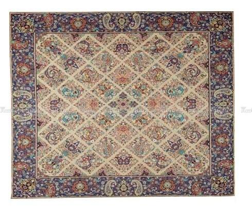 ترمه رومیزی نهار خوری مربع-تصویر اصلی