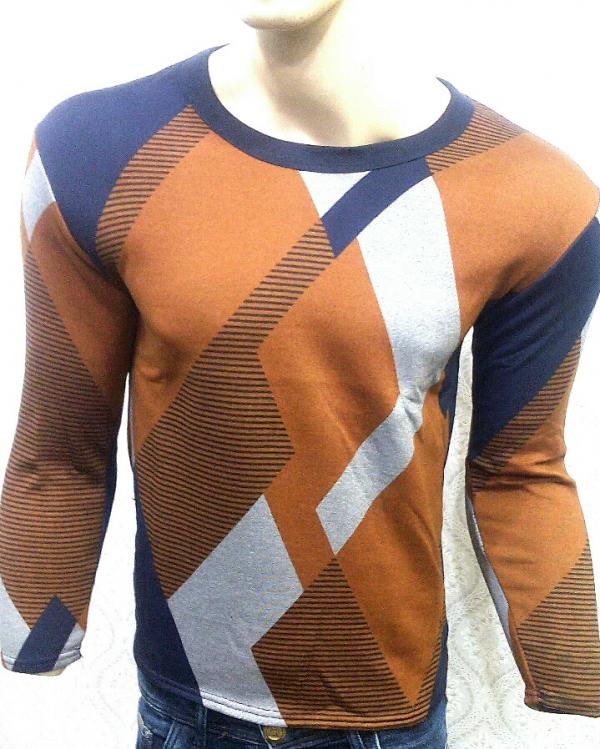 تی شرت زمستانی-تصویر اصلی