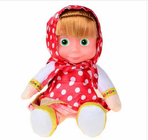 عروسک متحرک و موزیکال ماشا-تصویر اصلی