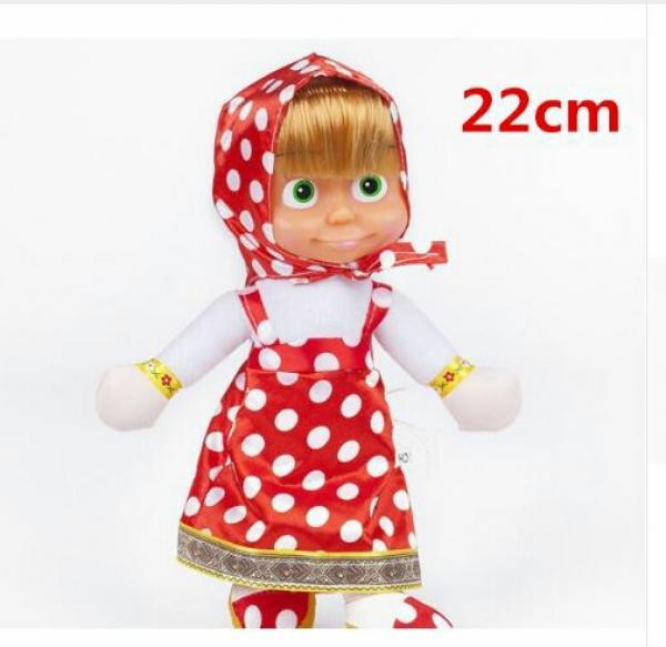 عروسک ماشا متحرک-تصویر اصلی