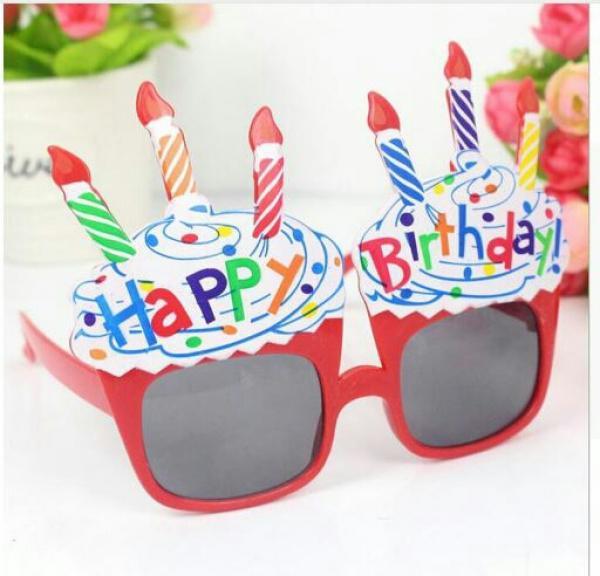 بسته ۲ عددی عینک تولدت مبارک-تصویر اصلی