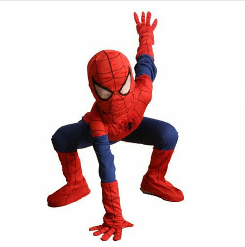 لباس مرد عنکبوتی-تصویر اصلی
