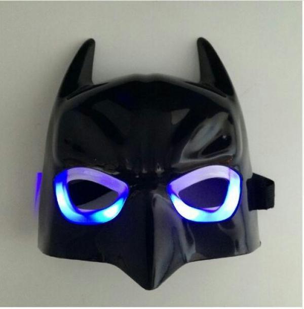 ماسک چراغ دار قهرمانی بتمن-تصویر اصلی