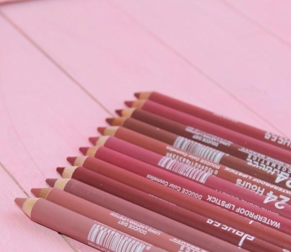 پک ۱۲ تایی رژ مدادی دوسه-تصویر اصلی
