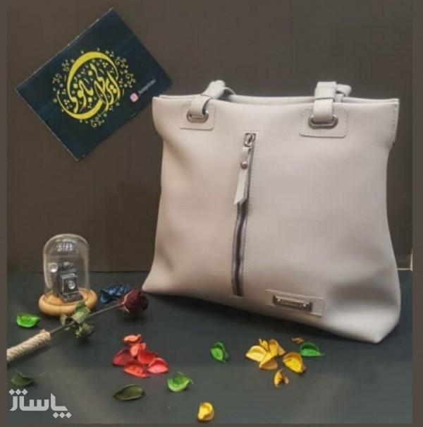 کیف بزرگ جلو زیپ دار-تصویر اصلی
