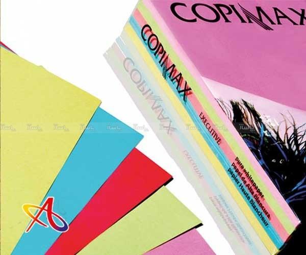 کاغذ رنگی A4 کپی مکس-تصویر اصلی