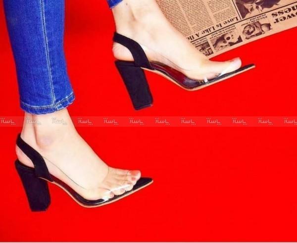 کفش پاشنه دار تلقی-تصویر اصلی