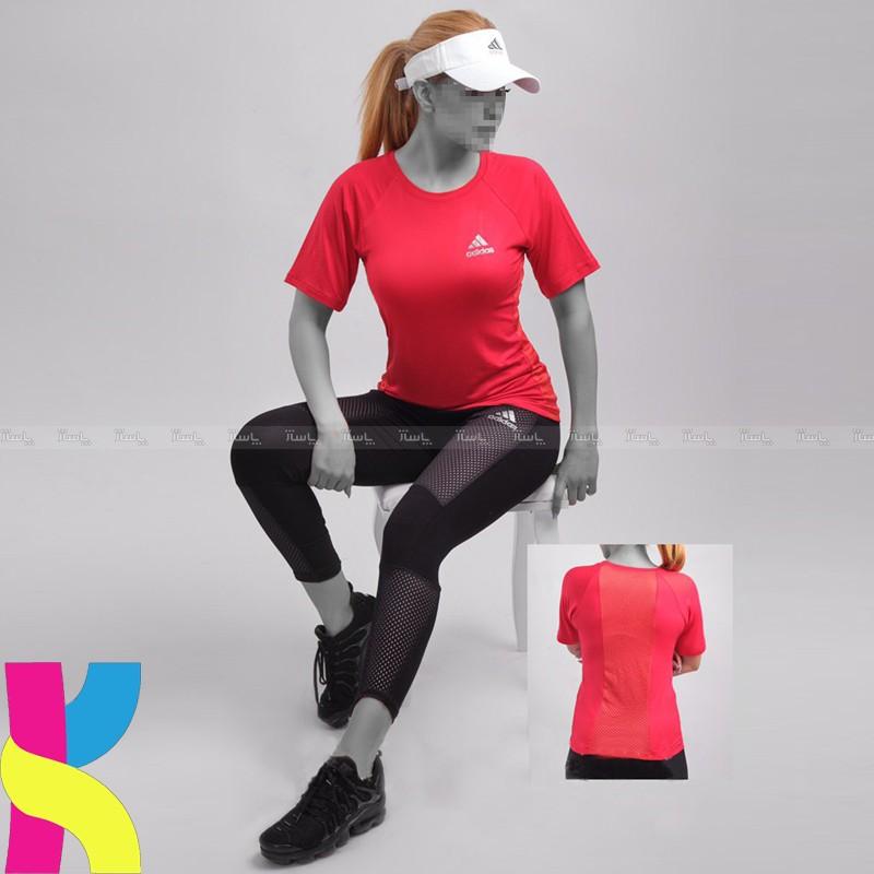 تیشرت شلوار ورزشی مدل آدیداس کد : 2105-تصویر اصلی
