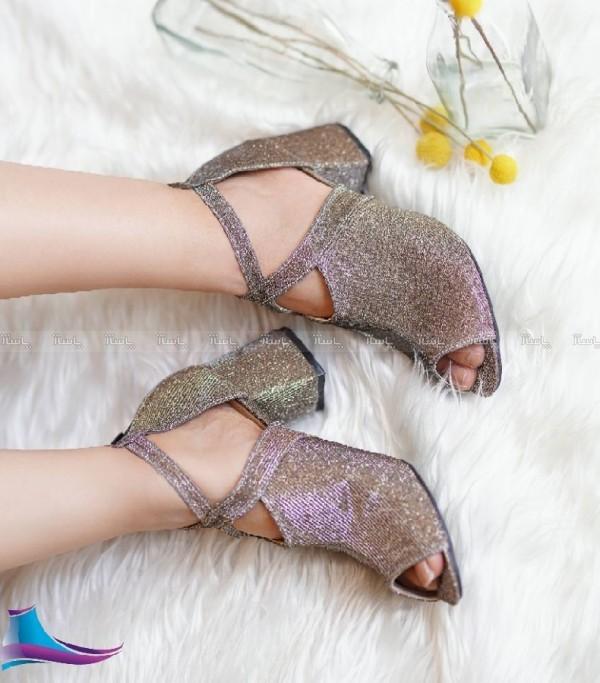 کفش مجلسی پاشنه ۵ سانت-تصویر اصلی
