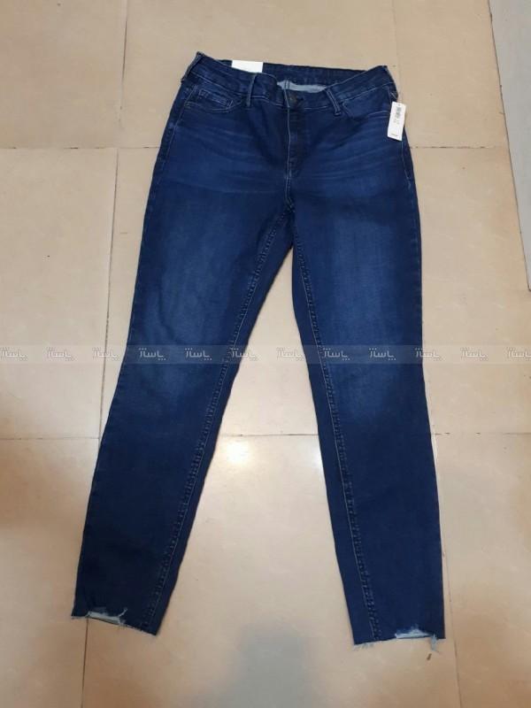 شلوار جین فاق بلند OLD NAVY-تصویر اصلی