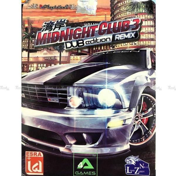 بازی MIDNIGHT CLUB 3 مخصوص PS2-تصویر اصلی