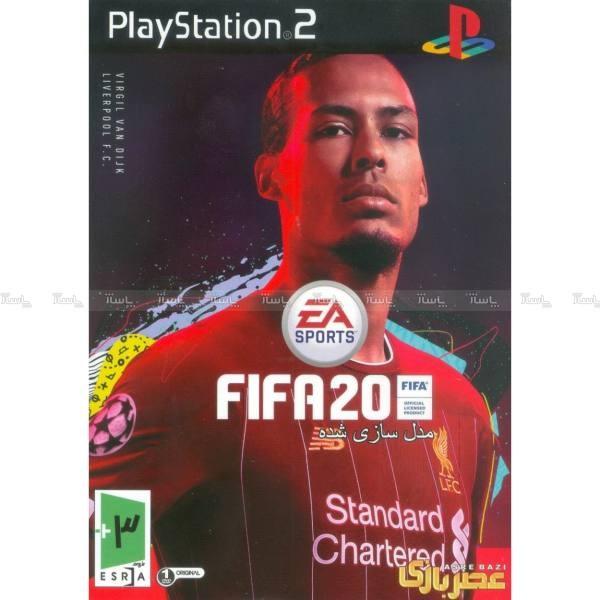 بازی FIFA 20 مدل سازی شده مخصوص PS2-تصویر اصلی