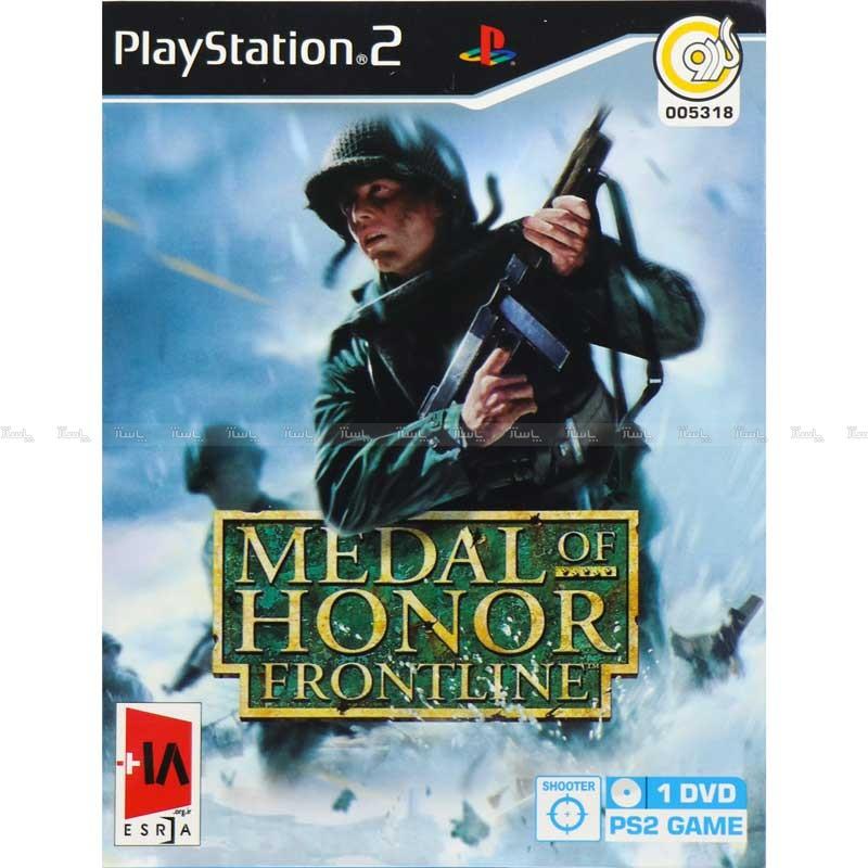 بازی Medal Of Honor Frontline PS2 گردو-تصویر اصلی