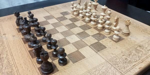 تخته نرد + صفحه شطرنج-تصویر اصلی