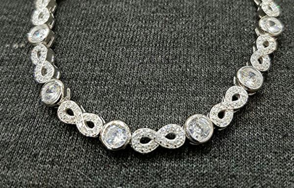 دستبند نقره-تصویر اصلی