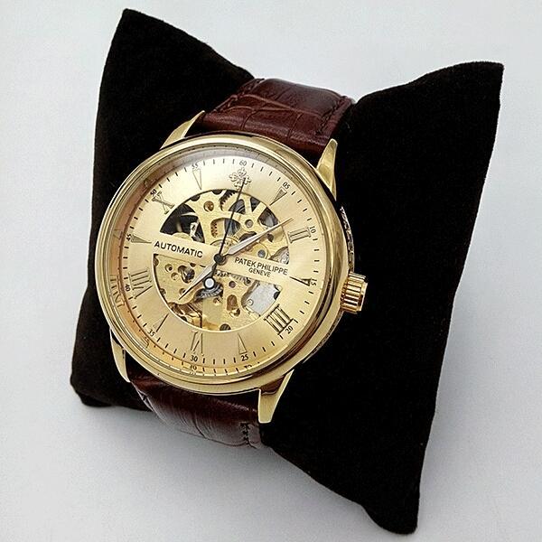ساعت مچی Patek Philippe Geneve اسکلتون (موتور باز)-تصویر اصلی