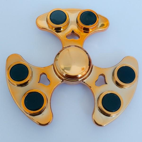 اسپینر 3 پر طلایی مدل Love-تصویر اصلی