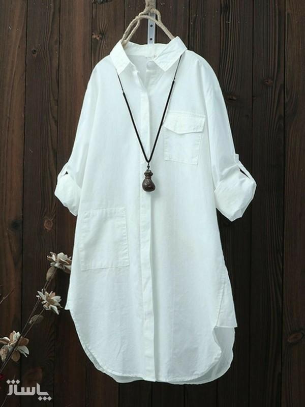 مانتو پیراهنی-تصویر اصلی