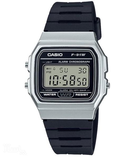 ساعت دیجیتالی F91-W کاسیو اصل-تصویر اصلی