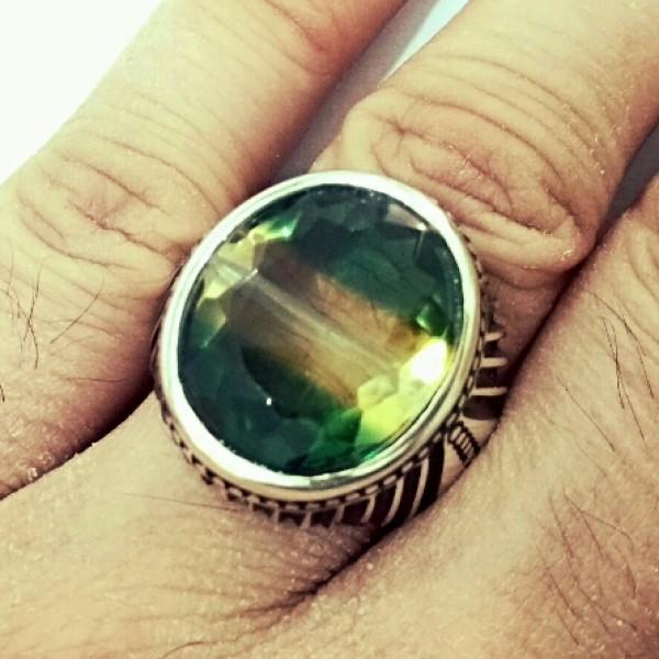 انگشتر فاخر تورمالین-تصویر اصلی