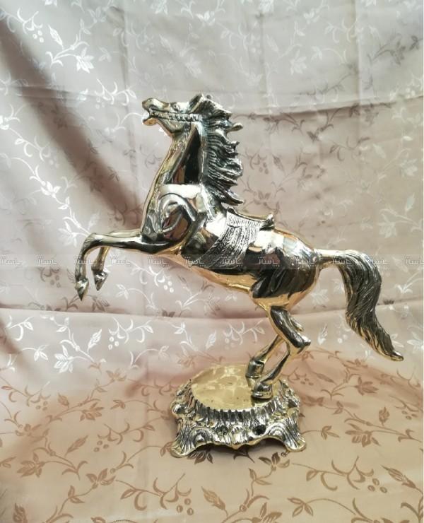 مجسمه اسب برنزی-تصویر اصلی