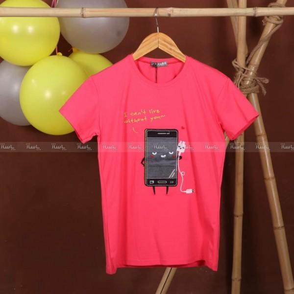 تی شرت طرح موبایل-تصویر اصلی