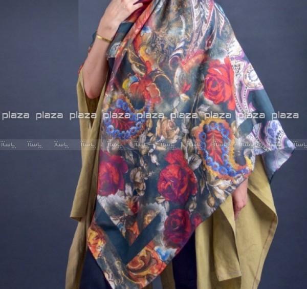 روسری پاییزه نخی زنانه-تصویر اصلی