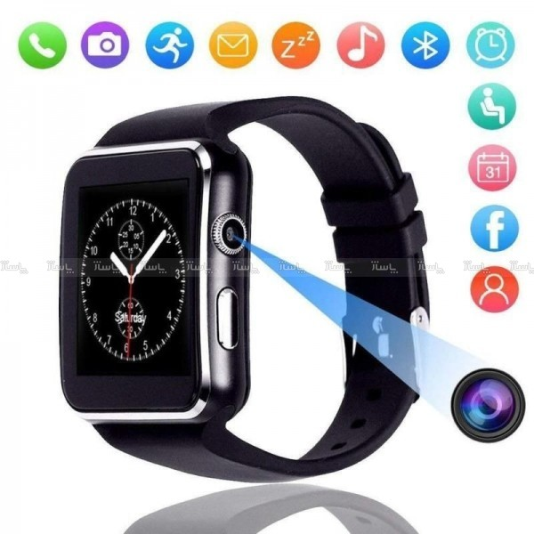 ساعت هوشمند Smart watch X6-تصویر اصلی