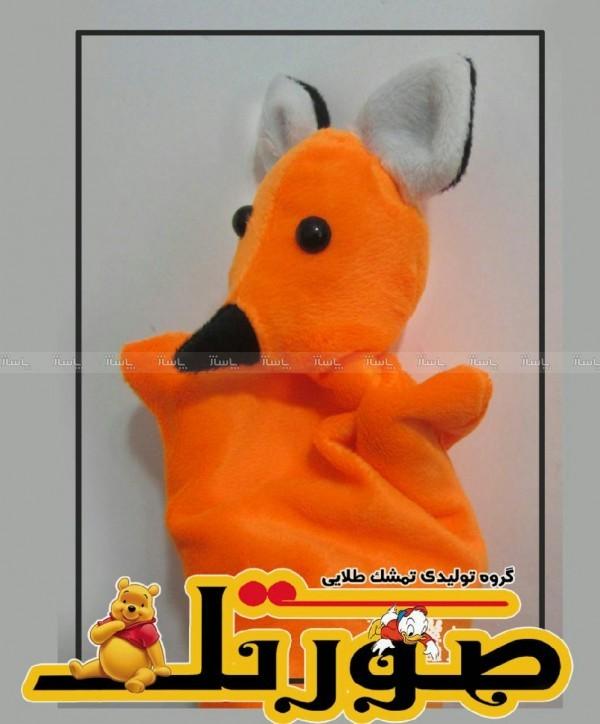 عروسک دستکشی روباه-تصویر اصلی