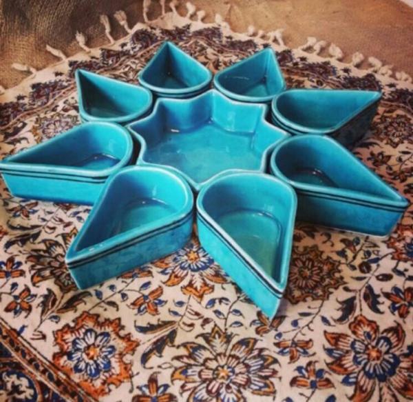 هفتسین فیروزه طرح اشک-تصویر اصلی