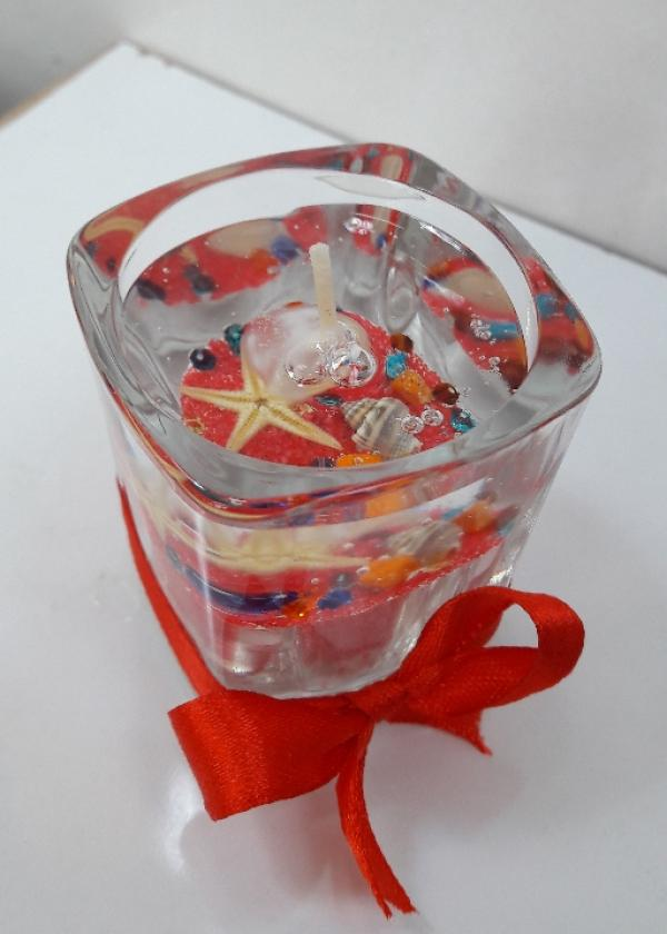 شمع ژله ای دست ساز-تصویر اصلی