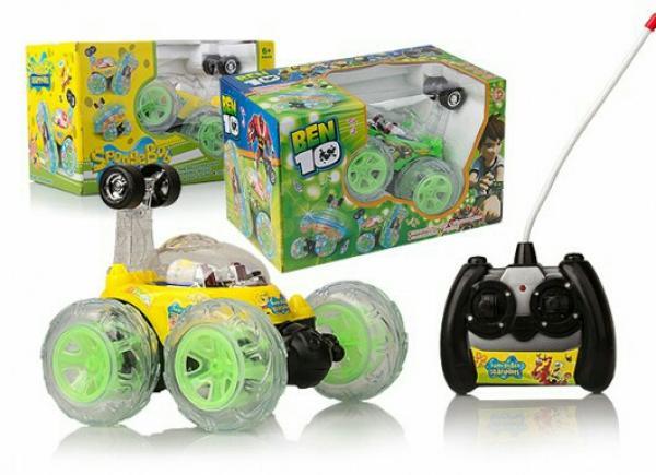 ماشین کنترلی Sponge Bob-تصویر اصلی