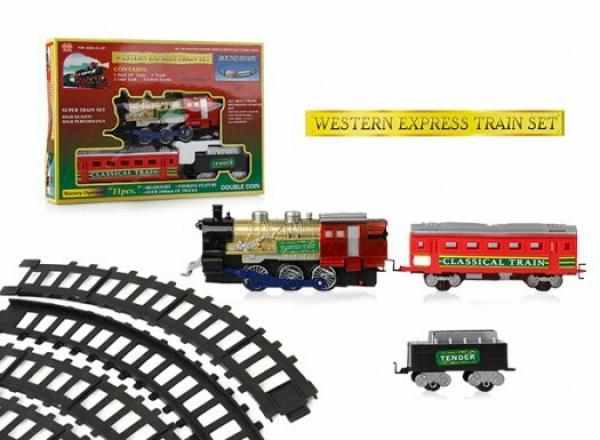 قطار اسباب بازی Western-تصویر اصلی