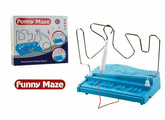 اعصاب سنج Funny Maze-تصویر اصلی