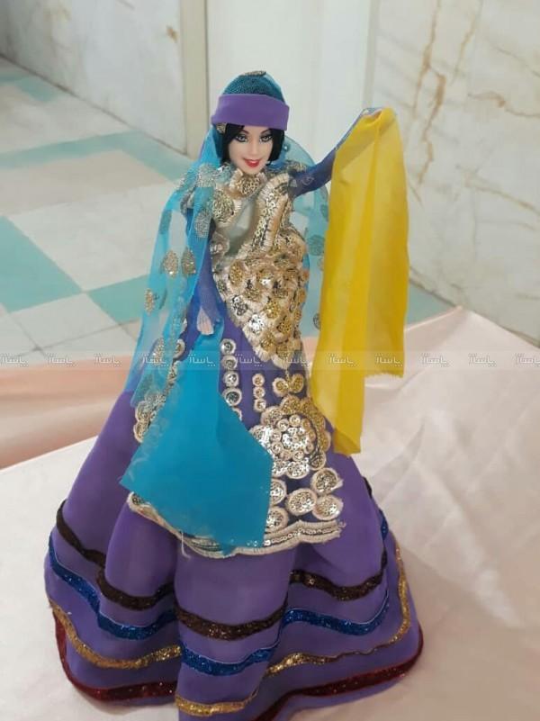 عروسک دست ساز محلی-تصویر اصلی