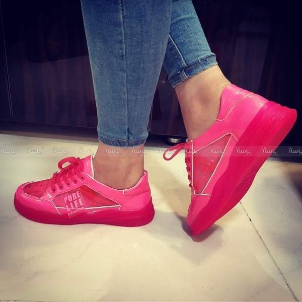 کفش کتانی  bershka ویتنام-تصویر اصلی