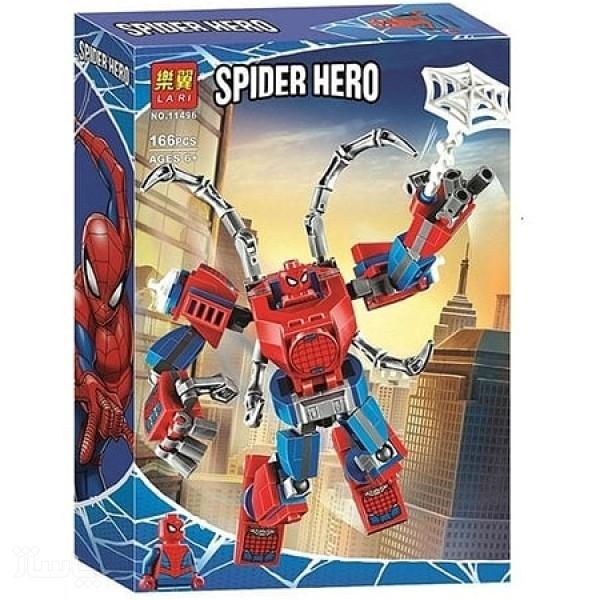 ساختنی لاری کدل spider hero کد 11496-تصویر اصلی